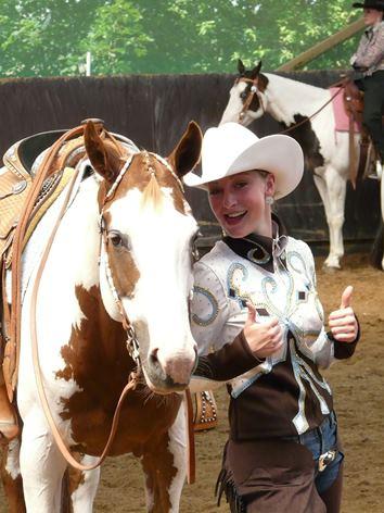 mobbing im westernstall, westernreiter, westernreiter geld, quarter horse